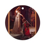 The Accolade Ornament (Round)