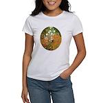 Klimt's Flower Garden Women's T-Shirt