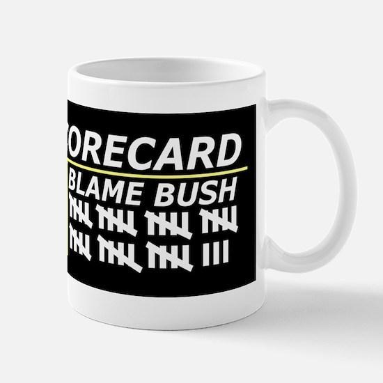 Blame Bush Mug