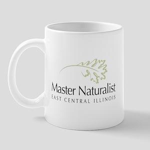master naturalist logo color Mugs