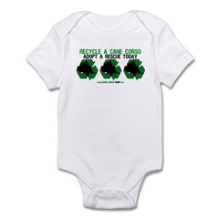 Recycled Cane Corso Infant Bodysuit