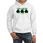 Recycled Cane Corso Hooded Sweatshirt