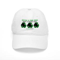 Recycled Cane Corso Baseball Cap