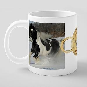 Mickey Snow Mug Wrap 2012.p 20 oz Ceramic Mega Mug