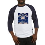 Grand Central Station Baseball Jersey