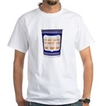 Greek Coffee Cup White T-Shirt