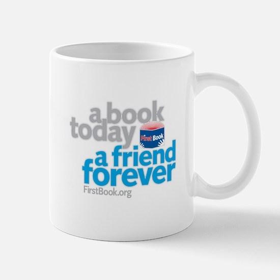 First Book Mug