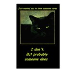 Who Cares Postcards (package Of 8)