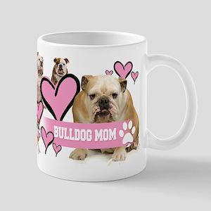 English Bulldog Mom 11 oz Ceramic Mug