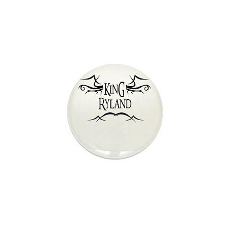 King Ryland Mini Button