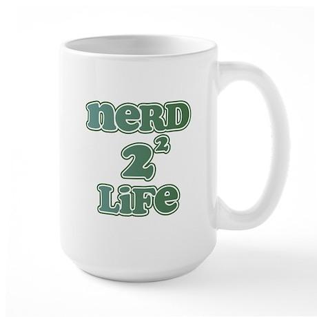 Nerf 4 Life Geek Large Mug