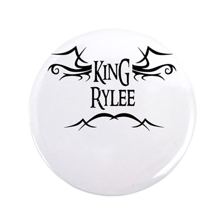 King Rylee 3.5 Button