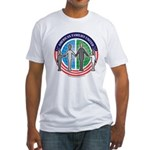 American Families United Fitted T-Shirt