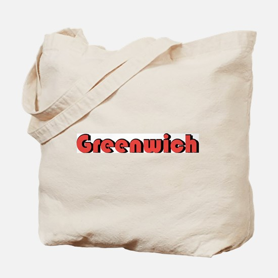 Greenwich, Connecticut Tote Bag