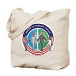 American Families United Tote Bag
