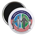 """American Families United 2.25"""" Magnet (100 pa"""