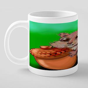 Acorn mug 20 oz Ceramic Mega Mug