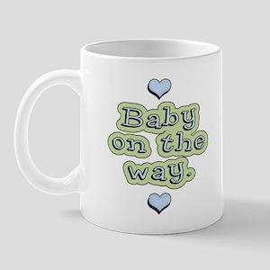 Baby On The Way Mug