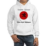 Seattle Chen Hooded Sweatshirt