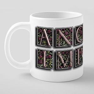 I AM STILL LEARNING 20 oz Ceramic Mega Mug