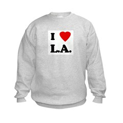 I Love L.A. Sweatshirt