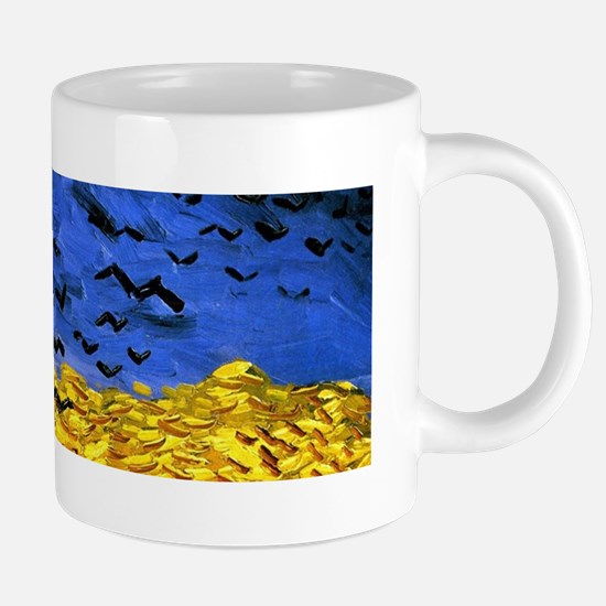 Van Gogh Crows 20 oz Ceramic Mega Mug