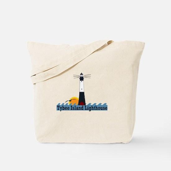 Tybee Island GA Tote Bag