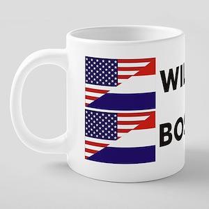 dbWillemsenBosJPG 20 oz Ceramic Mega Mug