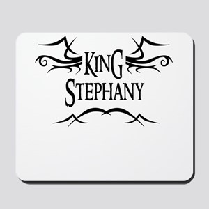 King Stephany Mousepad