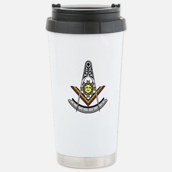 Past Master's Stainless Steel Travel Mug