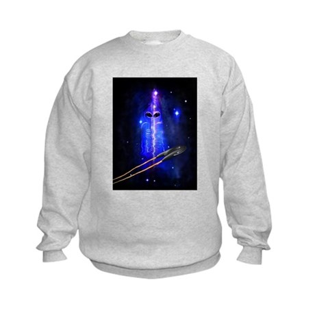 The Star Ghost Kids Sweatshirt