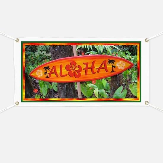 Hawaiian Banner