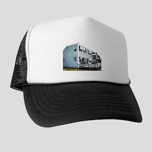 Ocean Breeze-Bass Harbor Maine Trucker Hat