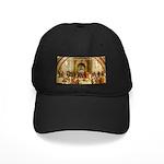 Raphael School of Athens Black Cap