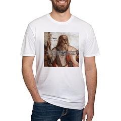 Music and Plato Shirt