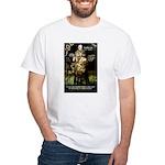 Confucius White T-Shirt