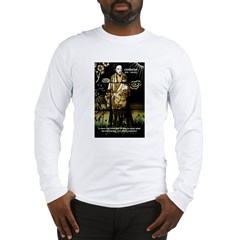 Confucius Long Sleeve T-Shirt