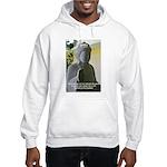 Eastern Philosophy: Buddha Hooded Sweatshirt