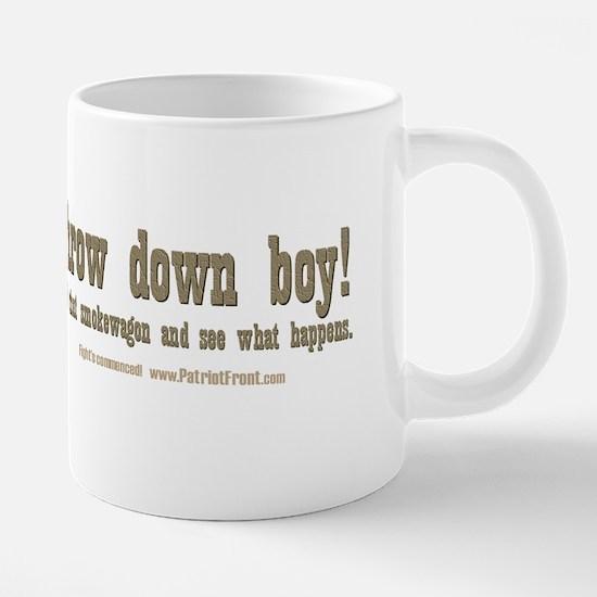 Wyatt2 Mugs.png 20 oz Ceramic Mega Mug