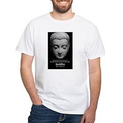 Buddhist Religion: Gift of Truth White T-Shirt