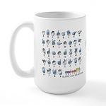 CI-Borg Resistance Large Mug
