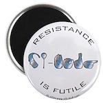 CI-Borg Resistance Magnet