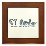 CI-Borg Resistance Framed Tile