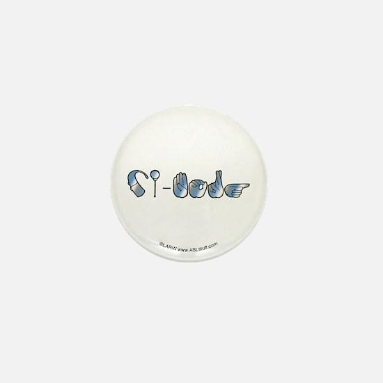 CI-Borg Mini Button