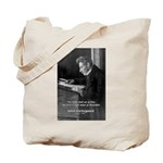 Truth Existentialist Kierkegaard Tote Bag