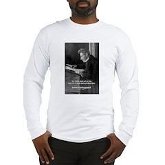 Truth Existentialist Kierkegaard Long Sleeve T-Shi