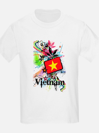 Flower Vietnam T-Shirt