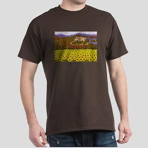 0561460_Kambak_daisies_002 T-Shirt