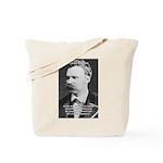 Nietzsche: Live Dangerously Tote Bag