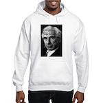 Bertrand Russell Hooded Sweatshirt